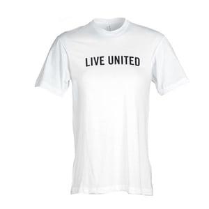 Live United Tee