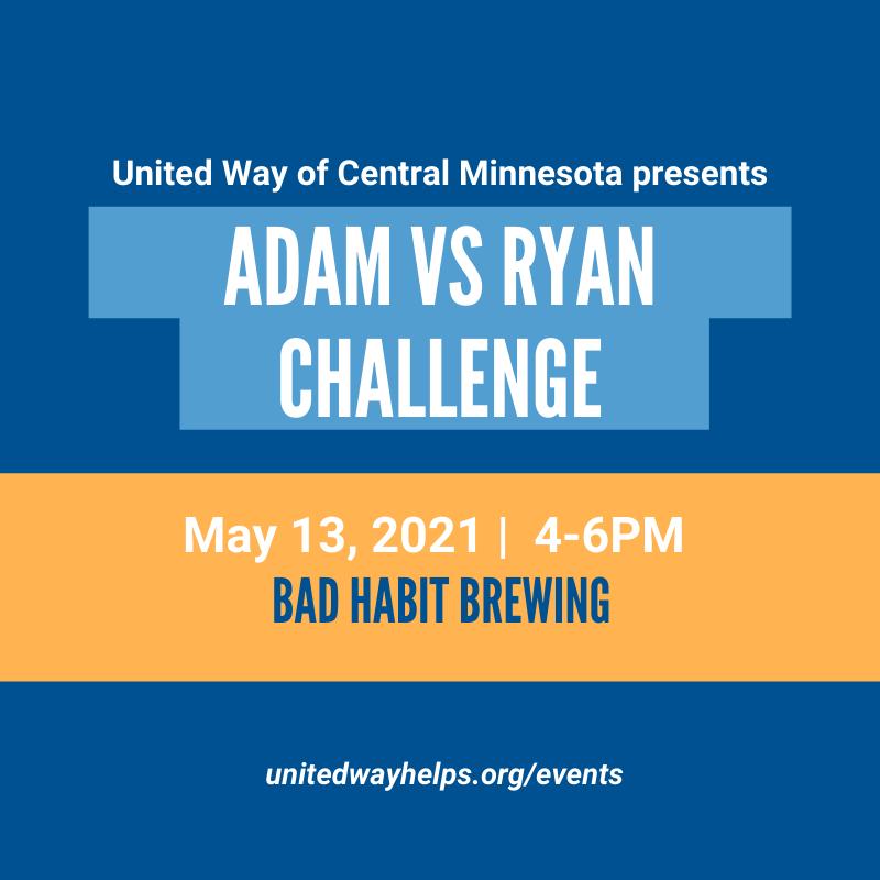 Adam Vs. Ryan Challenge