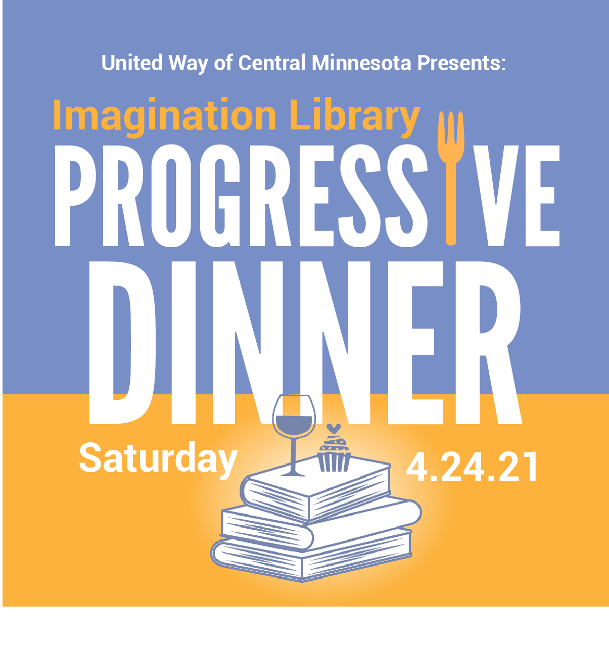 Imagination Library Progressive Dinner