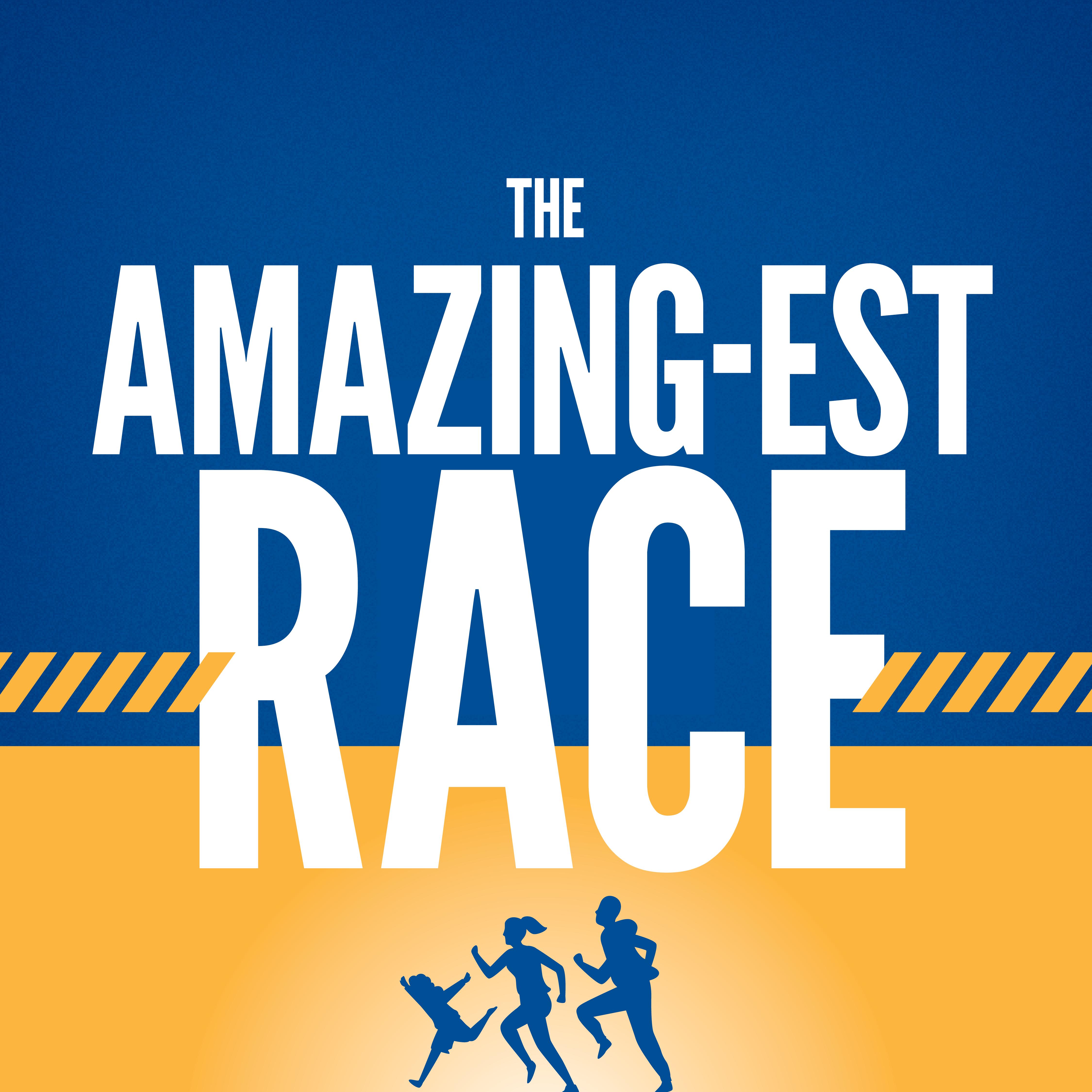 United Way's Amazing-est Race