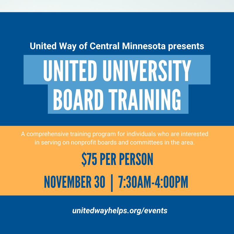United University: Board Training