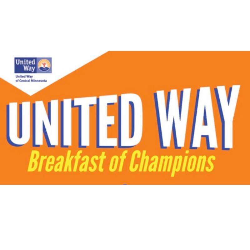 Breakfast of Champions - Workplace Champion  Training