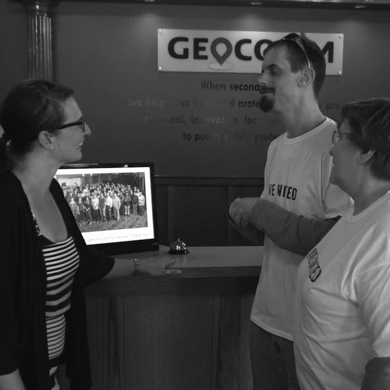 Thank You Video: GeoComm